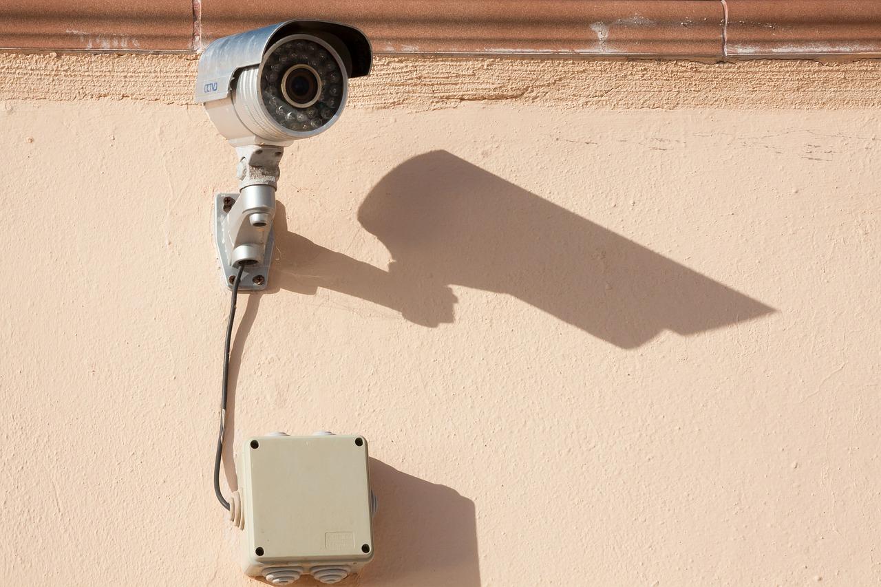 exterior security -surveillance-camera