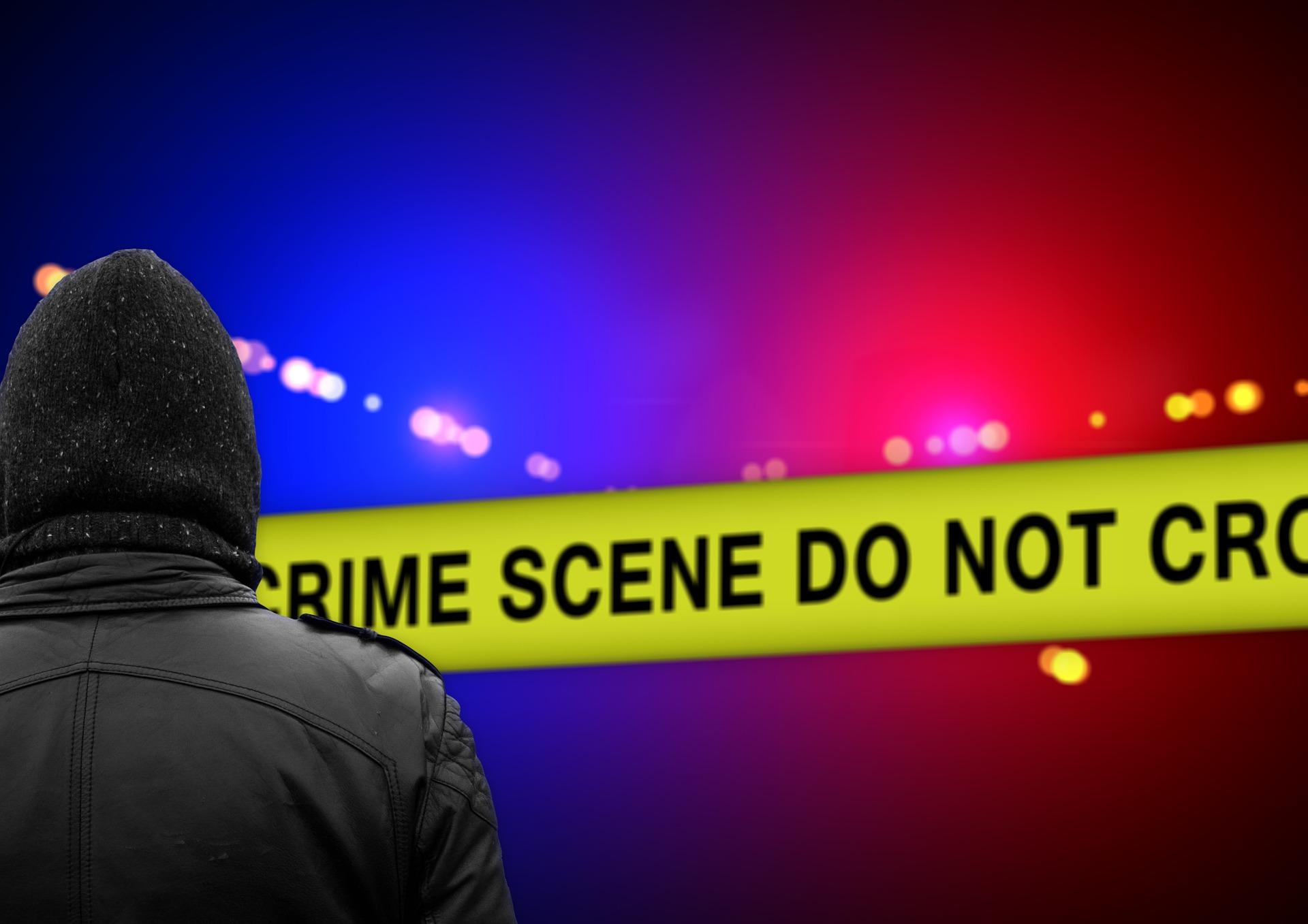 Burglars and Crime Scene