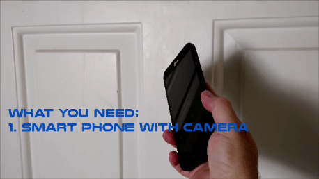 cell phone peephole hack phone