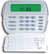 minuteman security systems support rh minutemansecurity com dsc alarm pk5500 user manual DSC 5010 Keypad