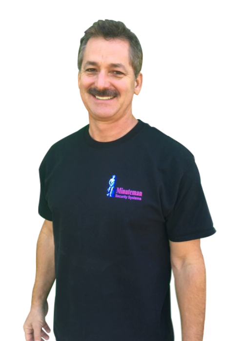 Gary Gordon, Founder of Minuteman Security